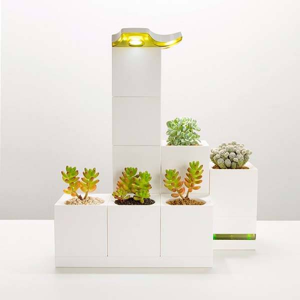 LeGrow Modular Plant Pots