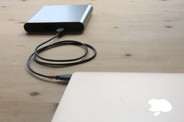 Lifepowr A3 USB-C Power Bank with AC Outlet