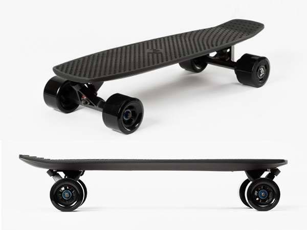Lou App-Enabled Electric Skateboard