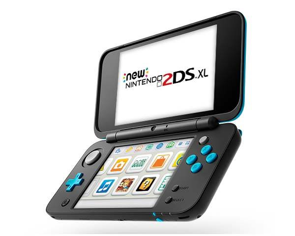 New Nintendo 2DS XL Handheld Game Console