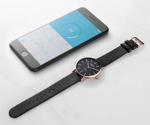 NOWA Shaper Hybrid Smartwatch