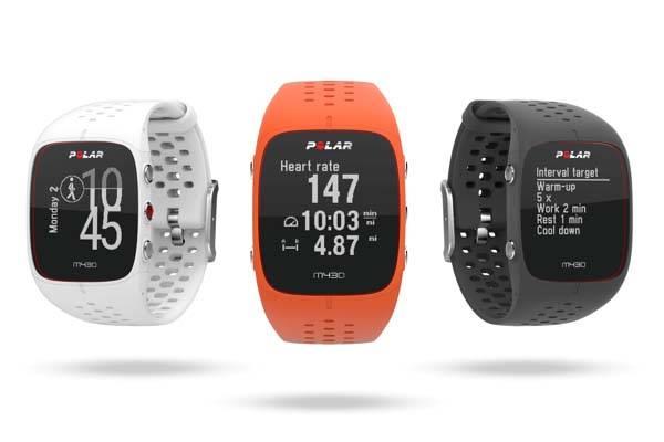 Polar M430 GPS Running Smartwatch