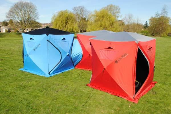 Qube Quickpitch Modular Tents