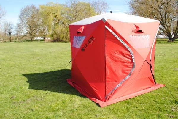Qube Quickpitch Modular Tents