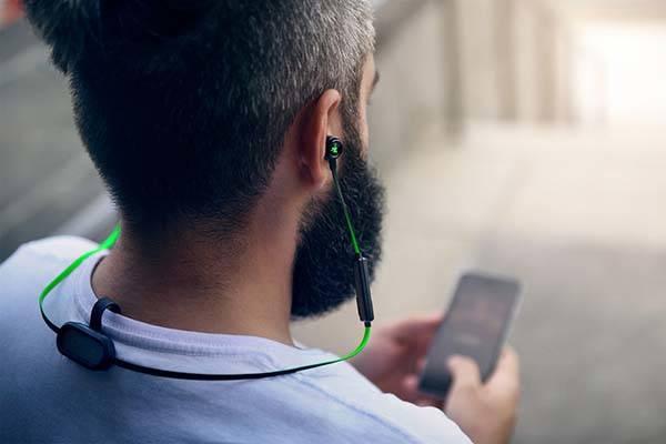 Razer Hammerhead BT Bluetooth Earbuds