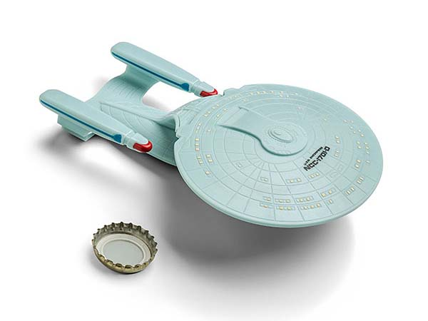 Star Trek TNG Enterprise Bottle Opener