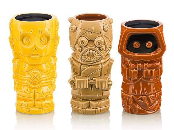 Star Wars Geeki Tiki Ceramic Mugs Series 2