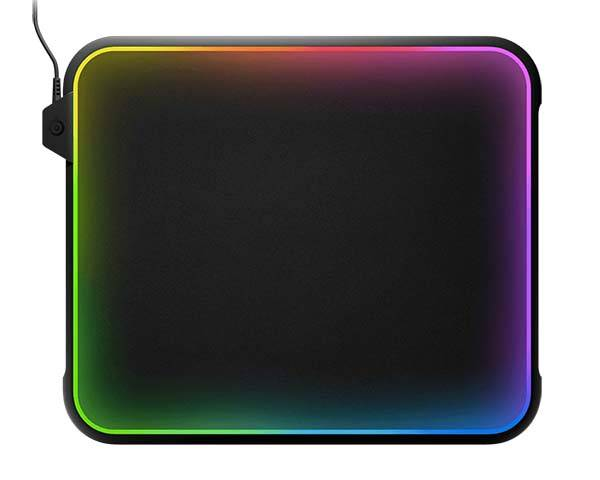 SteelSeries QcK Prism RGB Gaming Mouse Pad
