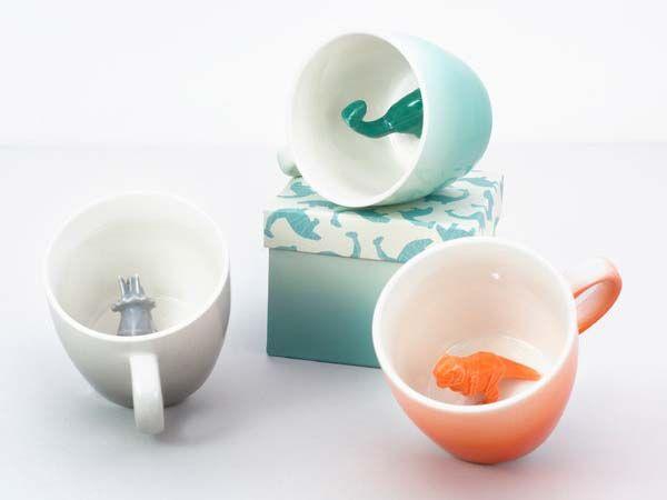 Dino Ceramic Mugs