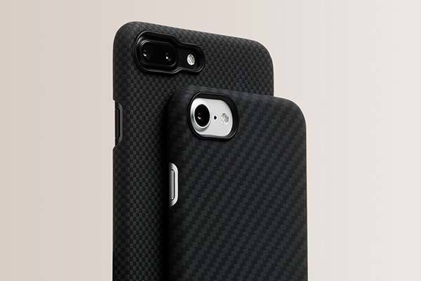 Aramid Minimal iPhone 7 Case for 7/7 Plus