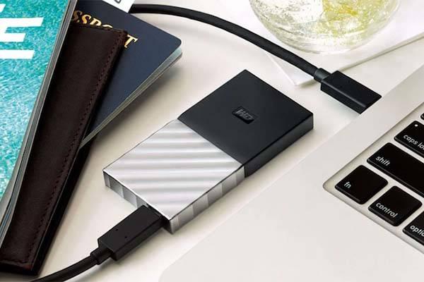 West Digital My Passport Portable SSD