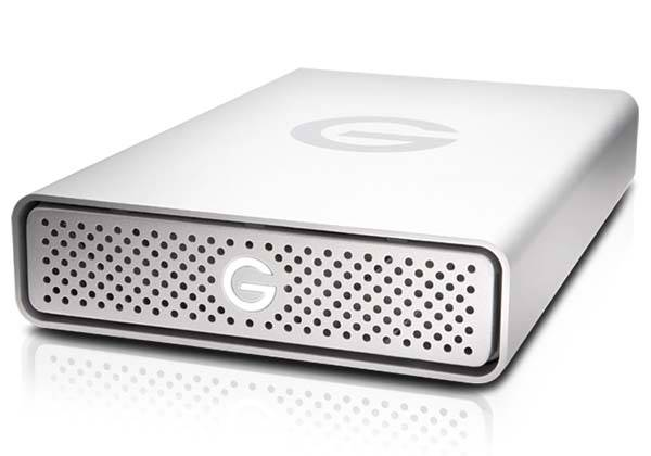 Western Digital G-Drive USB-C External Hard Drive