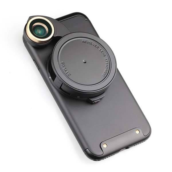 Ztylus Revolver IPhone 7 Case For 7/7 Plus With Camera