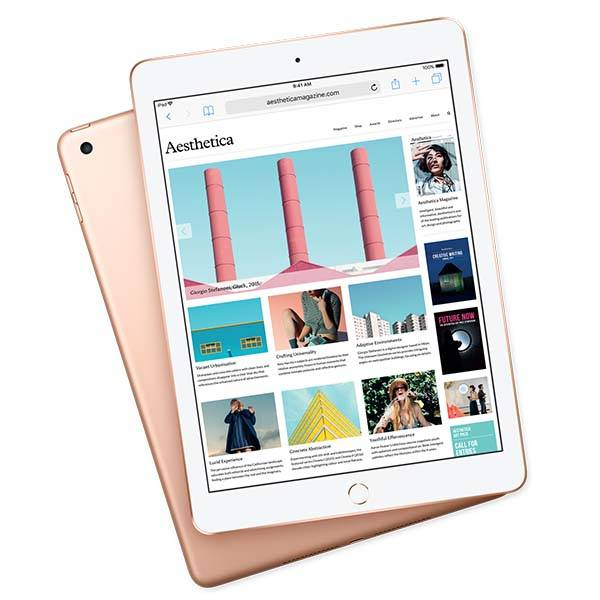 Apple New 9.7-Inch iPad Supports Apple Pencil