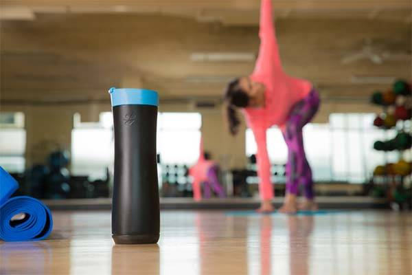 AquaGenie Smart Water Bottle