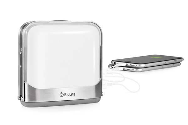BioLite BaseLantern XL Bluetooth LED Lantern with Power Bank
