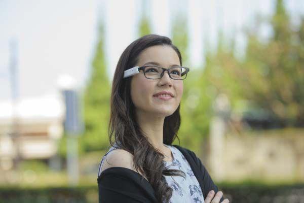 Blincam Wearable Camera Fits Eyeglasses