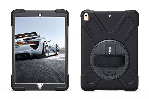 The 10.5-Inch iPad Pro Case with Stand, Hand Strap and Shoulder Strap