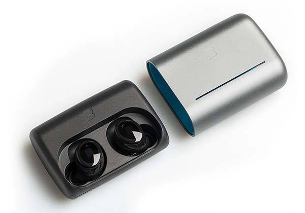 Bragi Dash Pro Smart Wireless Earbuds