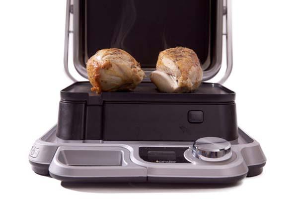 Cinder App-Enabled Smart Electric Grill