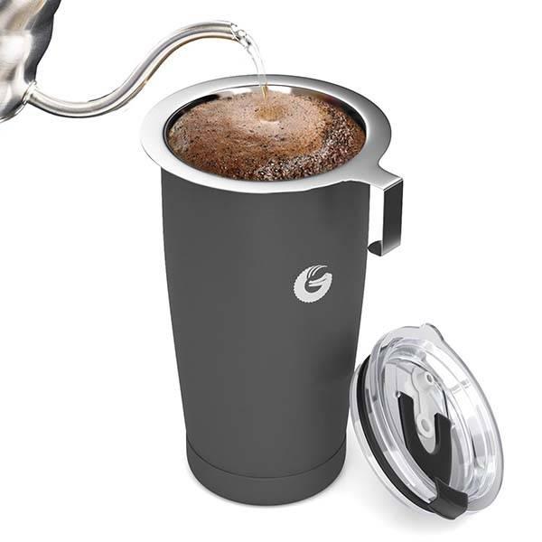 The Coffee Brewing Travel Mug