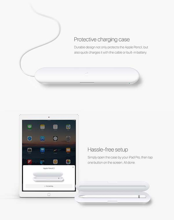 Concept Apple Pencil 2