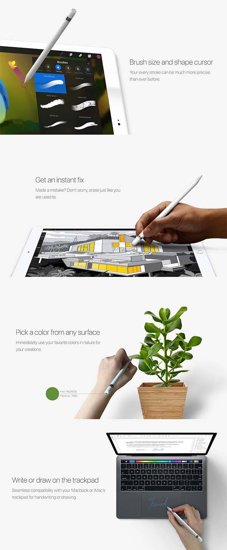 Concept Apple Pencil 2