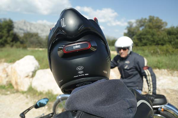 Cosmo Connected Smart Helmet Adapter