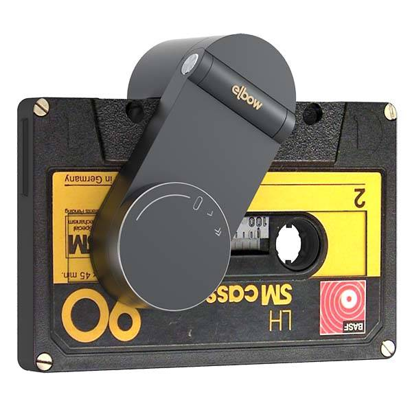 Elbow Compact Cassette Player
