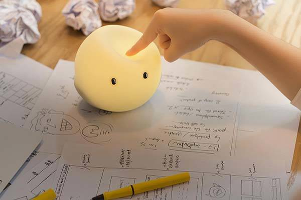Emie Elfy App-Enabled Mood Lamp