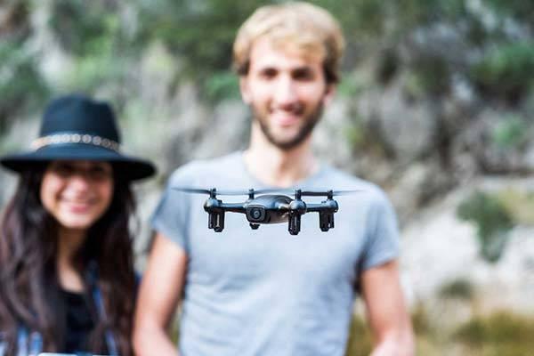 FADER Mini Camera Drone