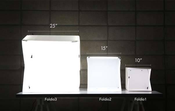 Foldio3 Foldable Mini Studio