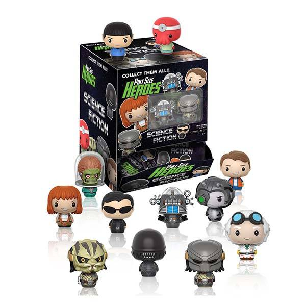 Funko Pint Size Heroes Science Fiction Mini Figure Series