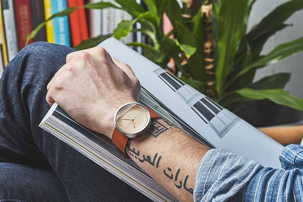 Grovemade Wooden Analog Watch 02