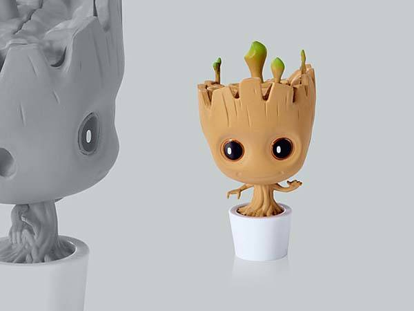 Guardian of the Galaxy Groot USB Drive