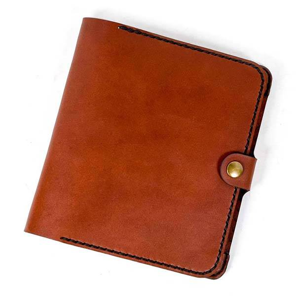 Handmade Customizable Kindle Oasis Leather Case