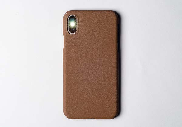 Hard Graft Full On Grainy iPhone X Case