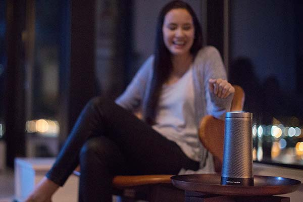 Harman Kardon Invoke Smart Speaker with Microsoft Cortana
