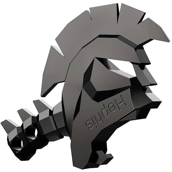 Hephis Skull Keychain Bottle Opener with Tape Cutter