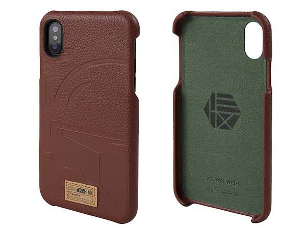 HEX Star Wars iPhone X Leather Case