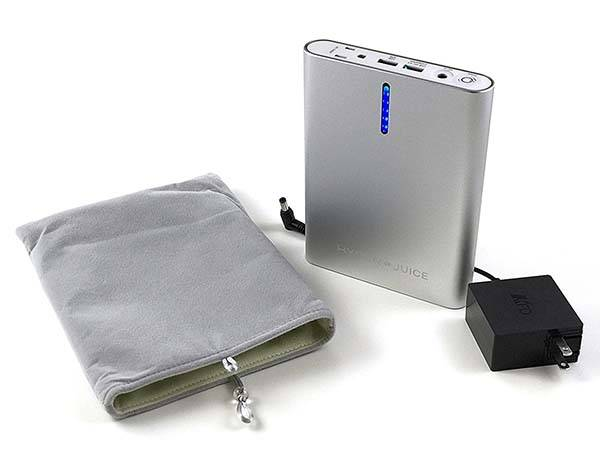 HyperJuice Portable Battery Pack with AC Outlet and QC 3.0