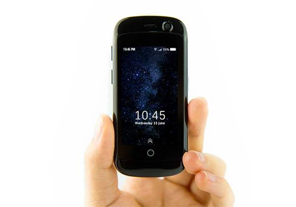 Jelly Compact 4G Android Smartphone