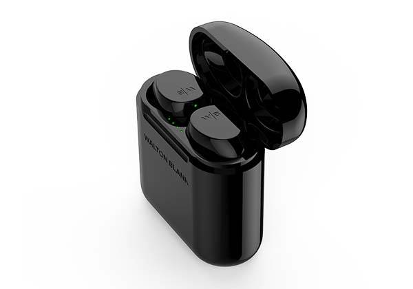 Jogab Compact Bluetooth Earbuds