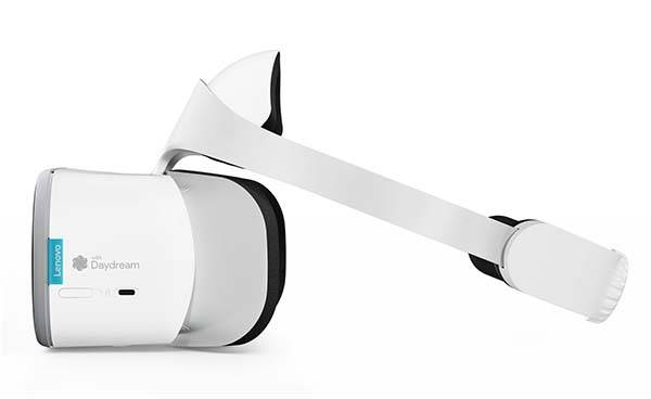 Lenovo Mirage Solo with Daydream Standalone VR Headset