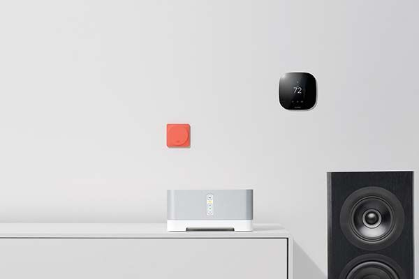 Logitech HomeKit-Enabled POP Smart Button