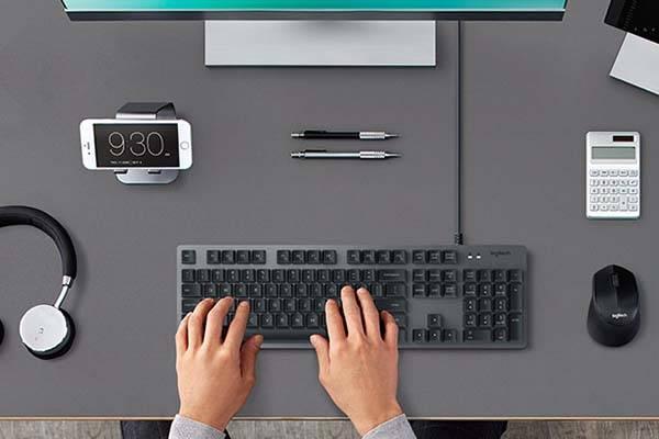 Logitech K840 Mechanical Keyboard