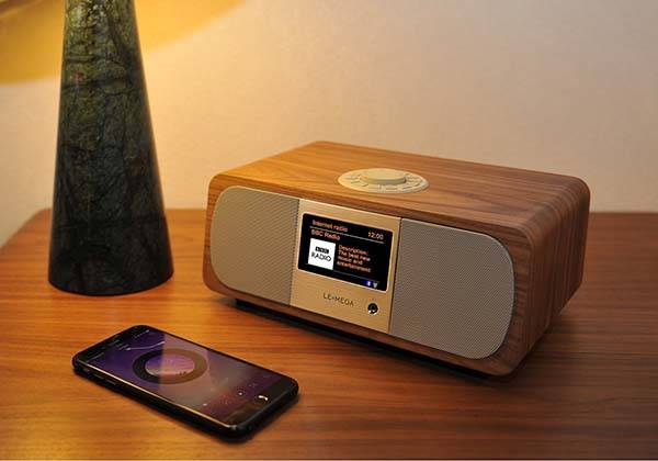 M3+ Wireless Home Speaker with Internet Radio, Spotify