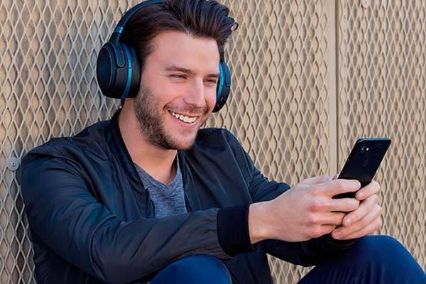 Mobius 3D Audio Bluetooth Gaming Headphones