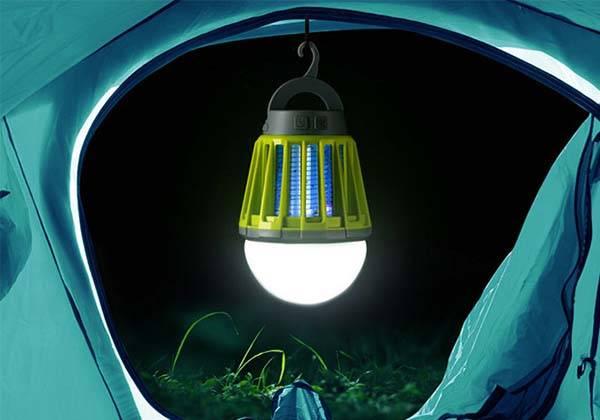 Mosquito Zapper LED Lantern
