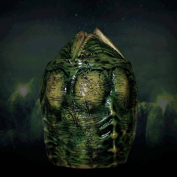 Motion Activated Alien Storage Egg